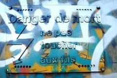 Graffities Danger