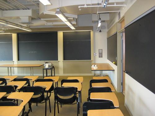 new classroom design