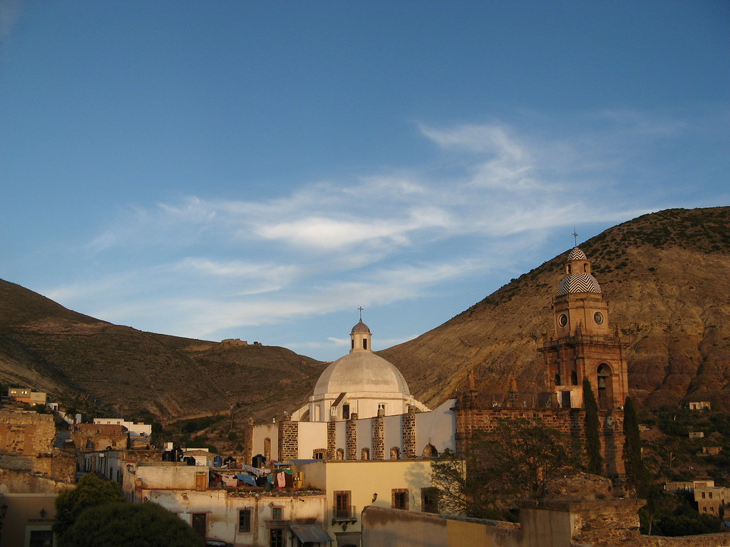 Real de Catorce Morning