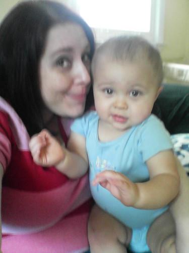 10/01/07 mom & taylor