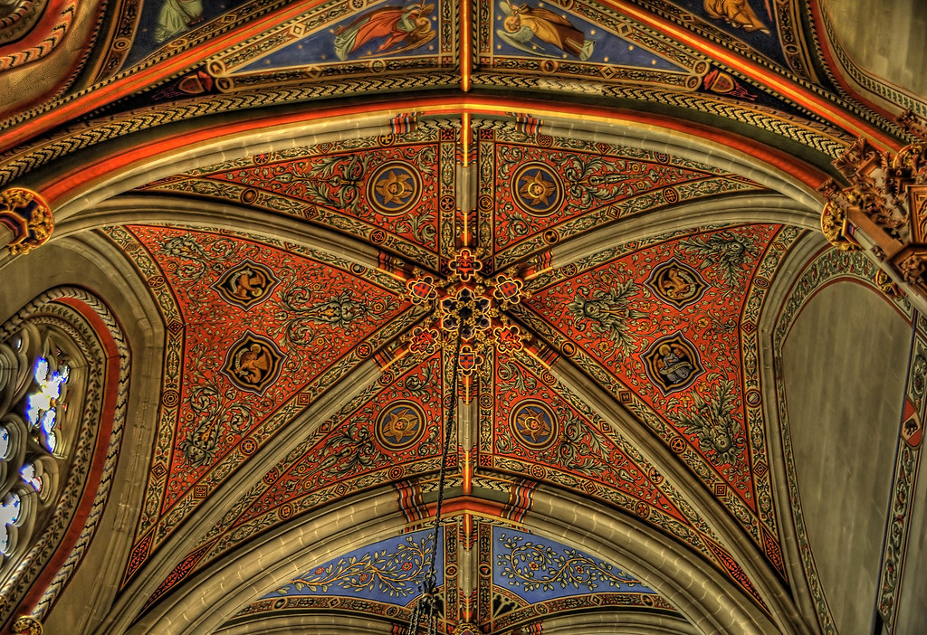 Cathedral Ceiling Geneva
