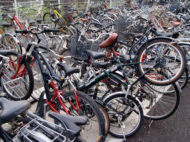 Flickr photo sharing - Parking de bicicletas ...