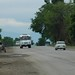 Car and Bus - Kakheti, Georgia