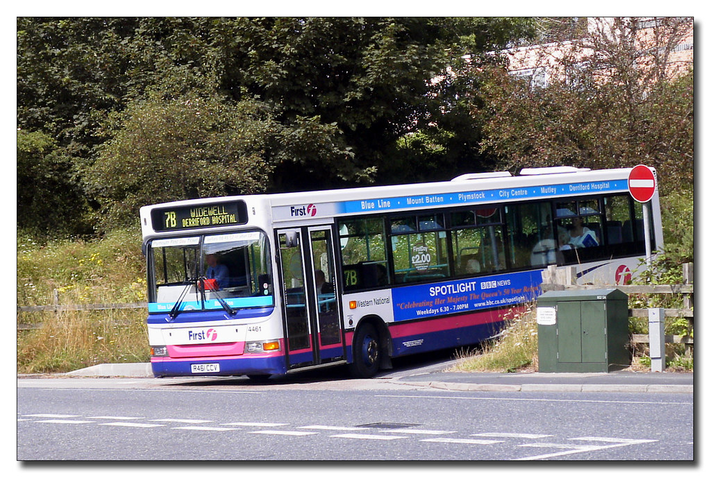 First Western National 4461 R461CCV