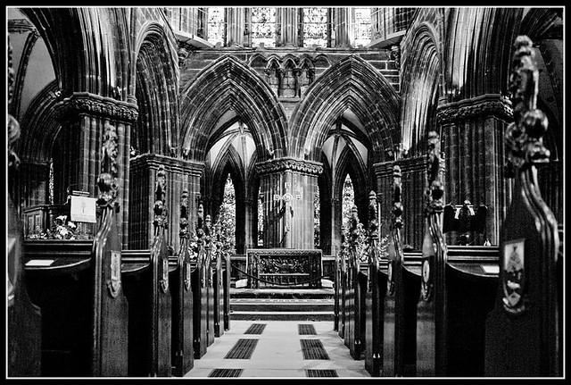 cathedral mono