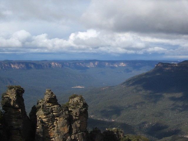 Three Sisters, Blue Mountains, Katoomba, fotoeins.com