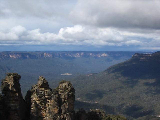 Three Sisters, Blue Mountains, Katoomba, fotoeins.com