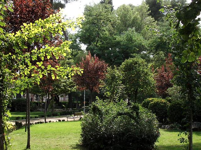 Alcal de henares parque municipal o donnell flickr for Piscina municipal alcala de henares