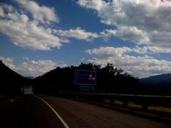 California border