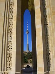 A View of the TV Tower - Baku, Azerbaijan