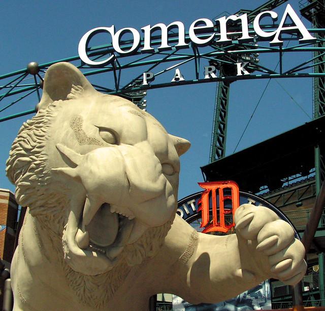Comerica Park Detroit Michigan: Flickr - Photo Sharing