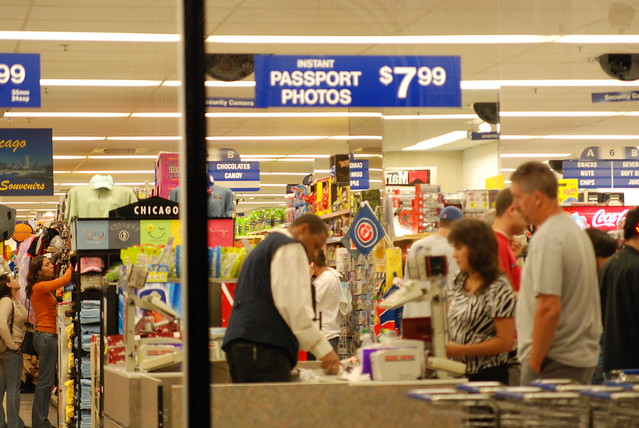 convenience store cashier transactions flickr photo