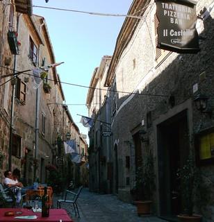Bolsena,trattoria, pizzeria, bar Il Castello