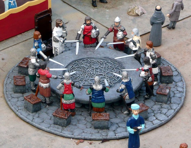 Knights of the round table flickr photo sharing for 12 knights of round table