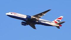 British Airways Boeing  777