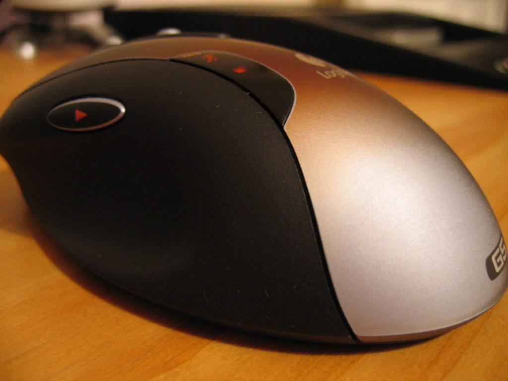 Logitech G5 - Mouse