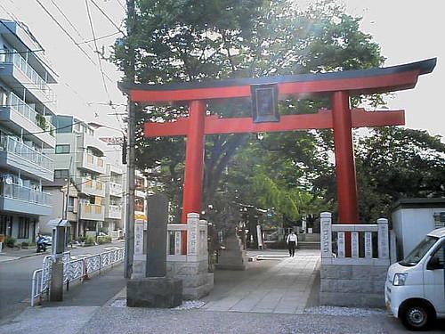 木場 洲崎神社