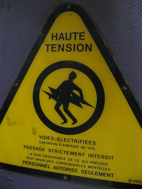 Haute tension flickr photo sharing for Haute tension