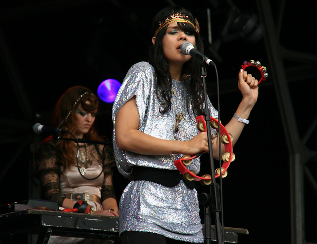 Bat For Lashes @ Bestival, Isle Of Wight