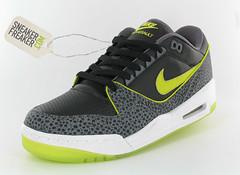 yellow(0.0), leather(0.0), cross training shoe(1.0), tennis shoe(1.0), outdoor shoe(1.0), running shoe(1.0), sneakers(1.0), footwear(1.0), white(1.0), nike free(1.0), shoe(1.0), green(1.0), grey(1.0), skate shoe(1.0), athletic shoe(1.0), brand(1.0), black(1.0),