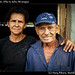 Elderly couple, Villa 15 Julio, Nicaragua