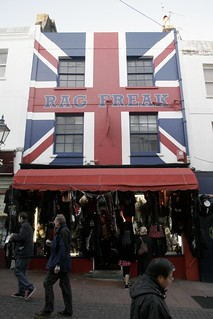Rag Freak, Brighton, UK 2005