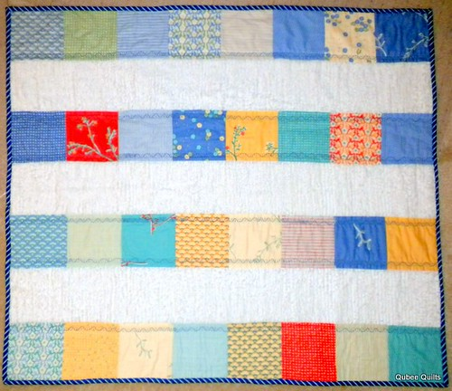 Chenille Baby Quilt