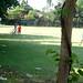 Lapangan untuk sarana publik : Yard for public. Photo credit by Ardian