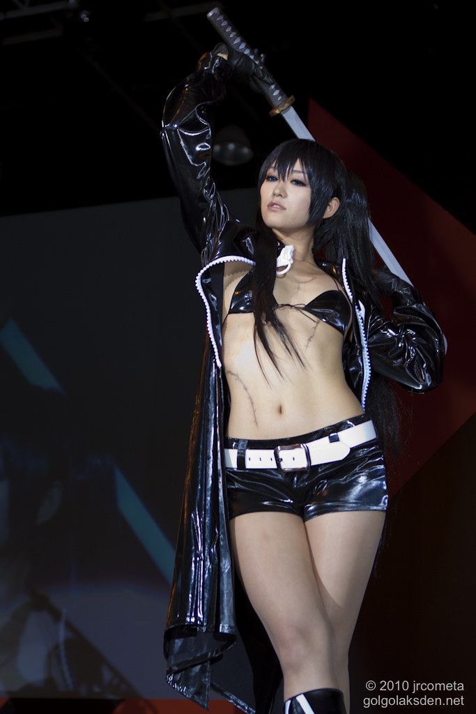 Asking For It: Female Cosplayers and Skimpy Costumes