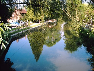 Walk from Kintbury to Great Bedwyn