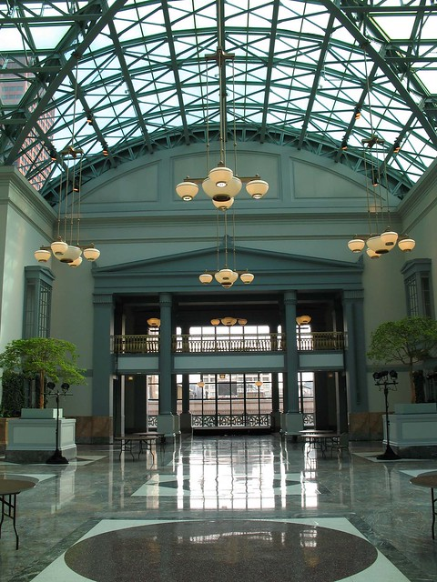 Chicago Public Library Atrium