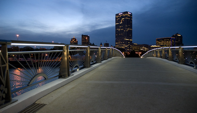 Pedestrian Bridge 1