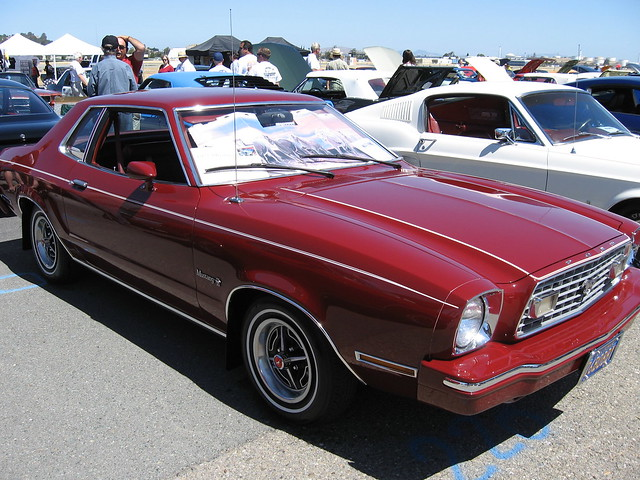 1975 ford mustang ii coupe flickr photo sharing. Black Bedroom Furniture Sets. Home Design Ideas