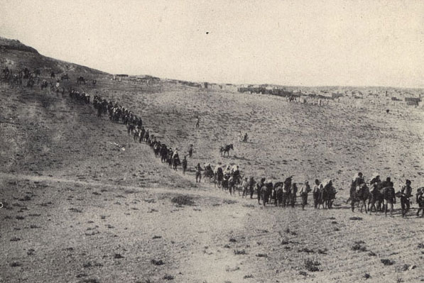 Armenians being deported from Flickr via Wylio