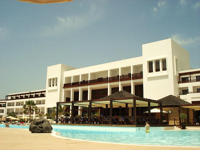 Hotel Hesperia Lanzarote Playa Dorada Yaiza Spanien