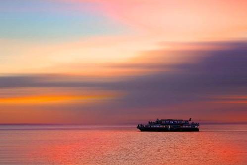 sunset sea sky boat george ship philippines explore manila photowalk mateo manilabay gregorio explored thehousekeeper flickristasindios georgemateo gregoriomateo gcmateo
