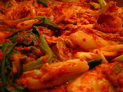 seafood boil(0.0), dendrobranchiata(0.0), caridean shrimp(0.0), pickled foods(0.0), fried prawn(0.0), seafood(0.0), tteokbokki(0.0), dak galbi(1.0), asam pedas(1.0), food(1.0), dish(1.0), cuisine(1.0), kimchi(1.0),