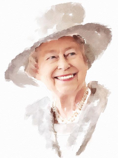 #302 Elizabeth II