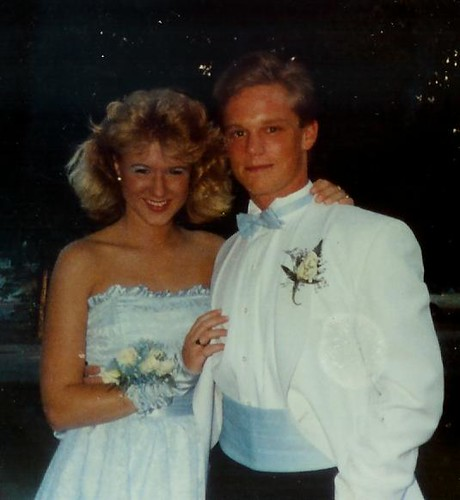 scary 1980s prom picture flickr photo sharing