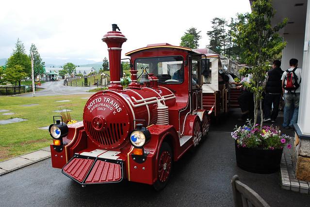 游园小火车 | flickr – 相片分享!
