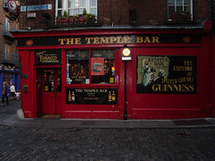 The Temple Bar, Dublin  Copyright: Australia Photos - Images may be used providing credit is given to australiaphotos.co.uk.