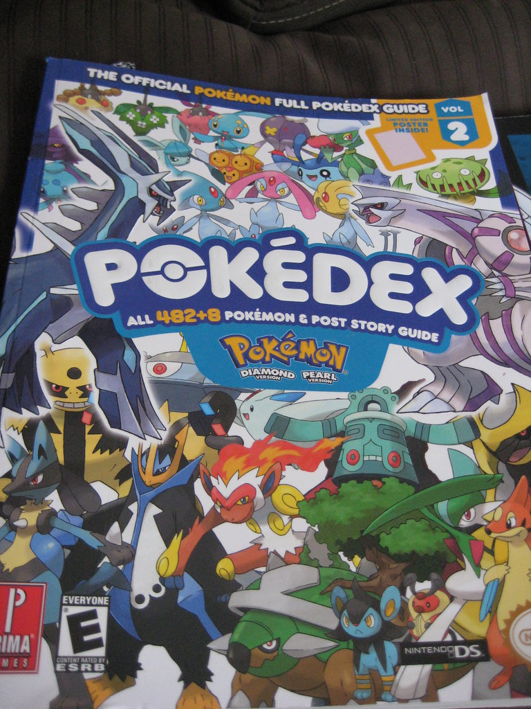 Pokemon Crystal Full Pokedex – Vscad