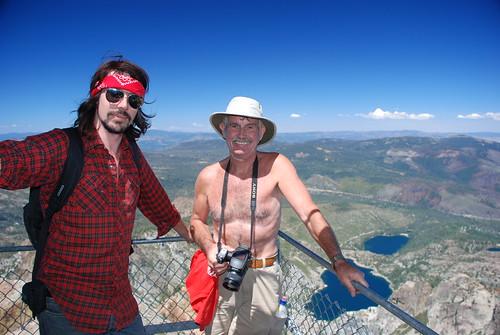 california point hiking lookout sierras sierrabuttes