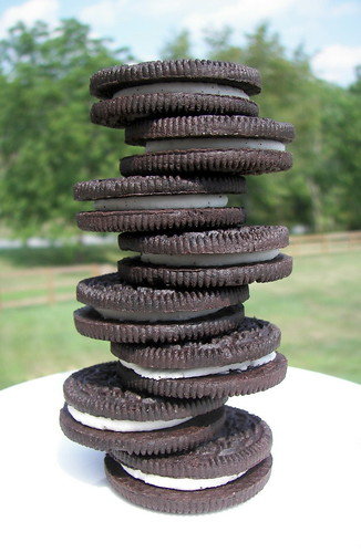 Stack of Oreos