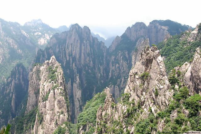 Huangshan (Yellow Mountains) | Flickr - Photo Sharing!