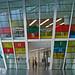 L'entrée de la médiathèque (Rennes) ©dalbera