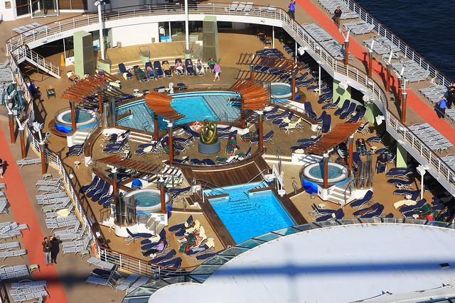 Celebrity constellation deck plan