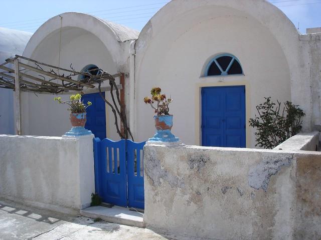A House of Imerovigli