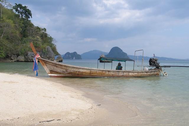 Koh Pak Bia, Bahía de Phang Nga. Tailandia