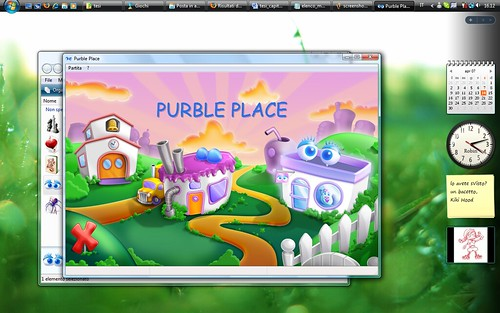 how to delete purble place
